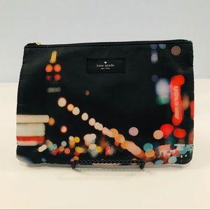 Kate Spade City Lights Cosmetic Bag